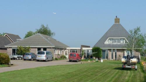 Onze kaasboerderij in Hoogmade, Zuid Holland